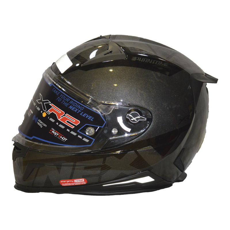 CAPACETE NEXX XR2 PHANTOM - CARBONO   - Motosports