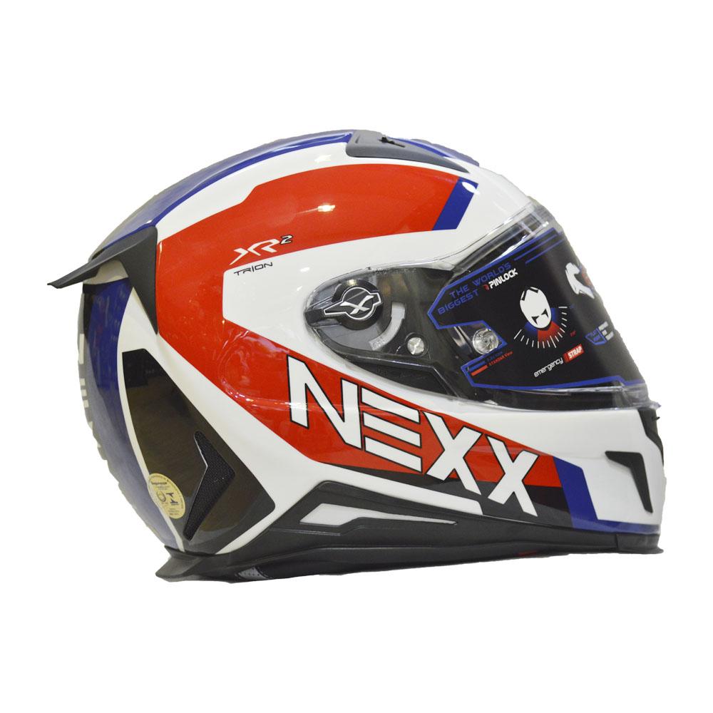 Capacete Nexx XR2 TRION  - Motosports