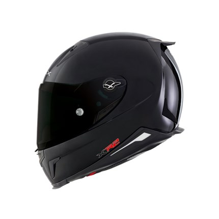 CAPACETE NEXX XR-2 PLAIN PRETO BRILHANTE  - Motosports