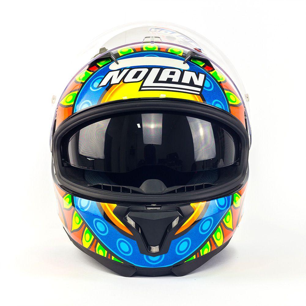 Capacete Nolan Capacete Nolan N87 Gemini Replica Davies C/ Viseira Solar   - Motosports