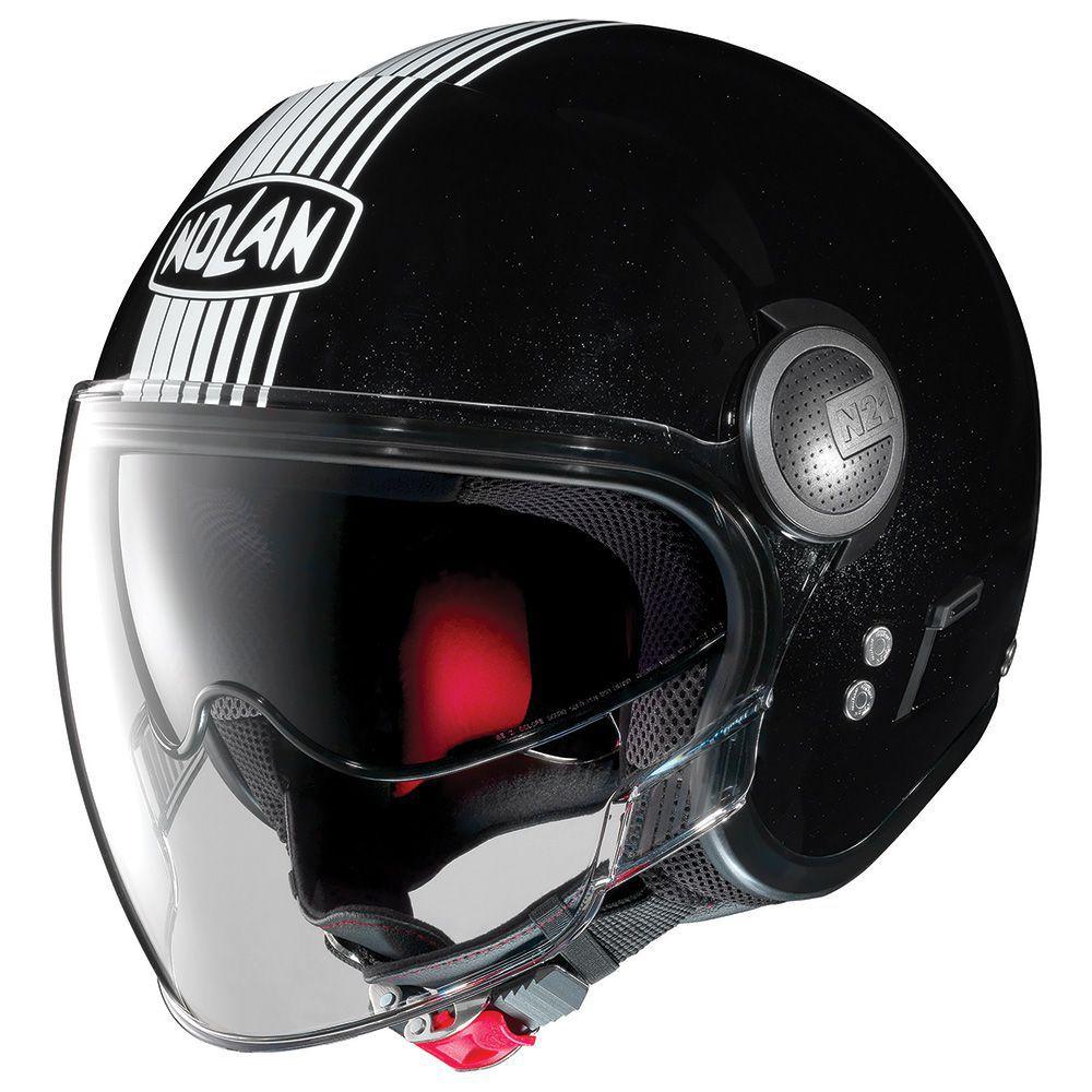 Capacete Nolan N21 Joie De Vivre  Metal Black (40)  - Motosports