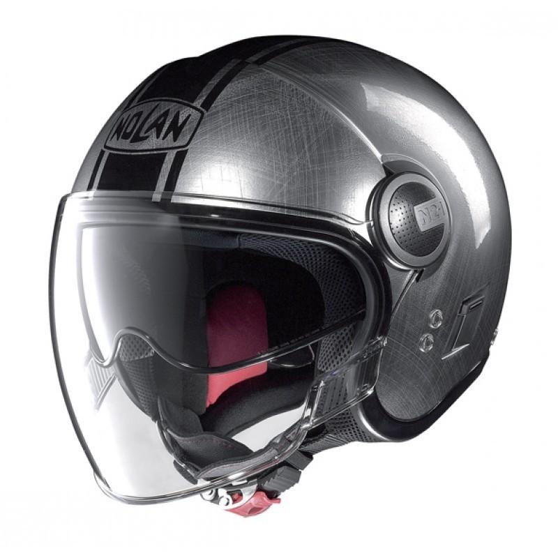 CAPACETE NOLAN N21 VISOR DUETTO CROMADO NOVO!!  - Motosports
