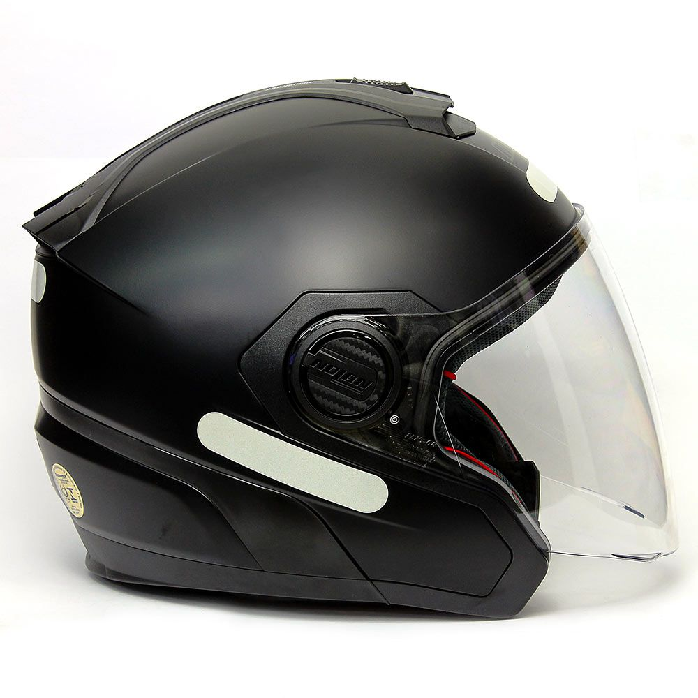 Capacete Nolan N40 Special Preto C/ Viseira Solar Interna - NOVO!  - Motosports