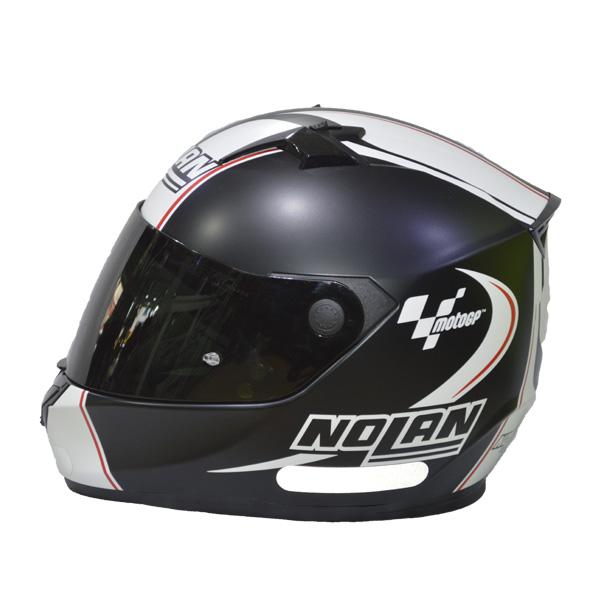 CAPACETE NOLAN N64 MOTOGP FLAT BLACK - MegaOferta!  - Motosports