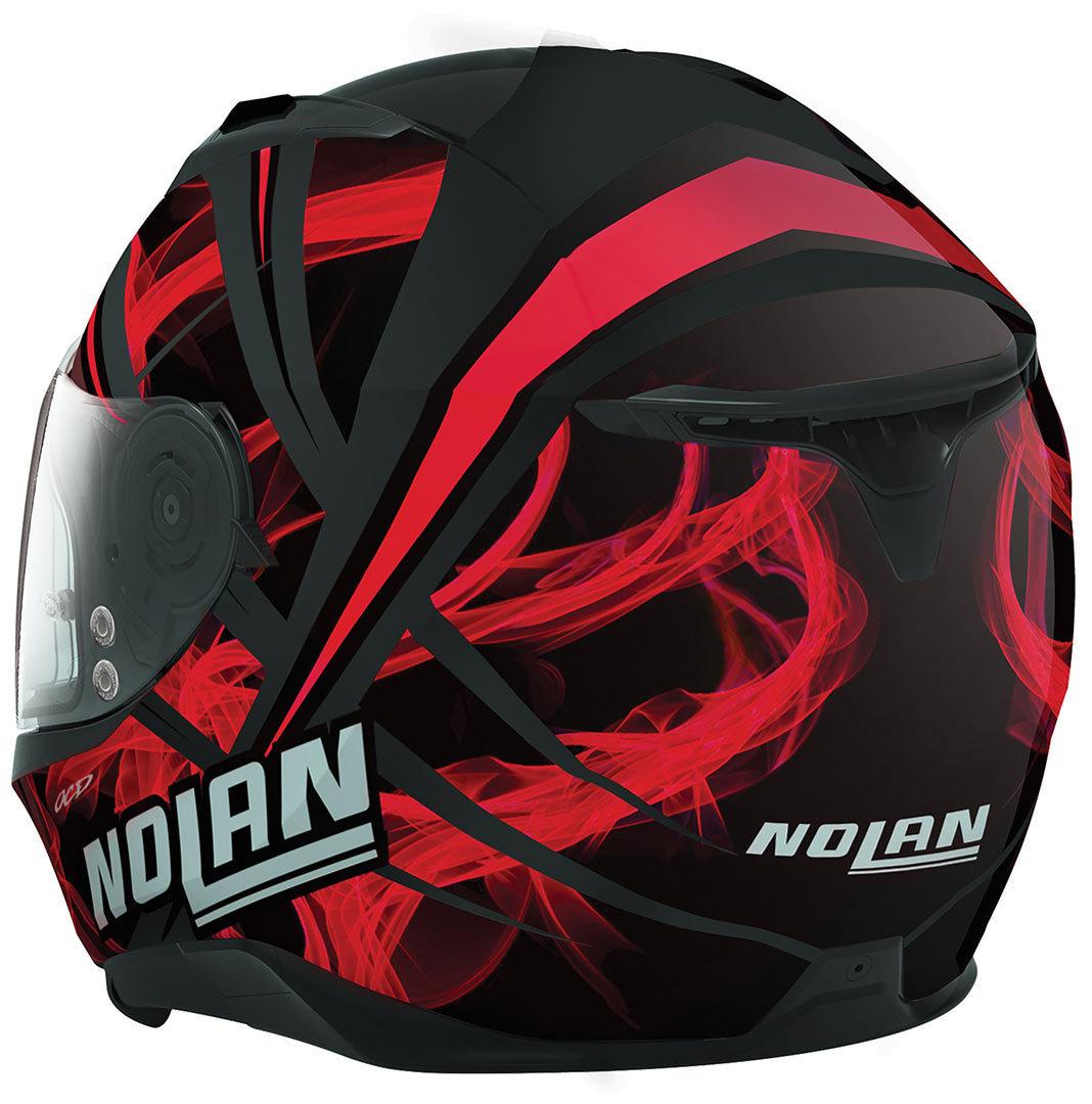 Capacete Nolan N87 LEDLIGHT N-COM (COMPRE E GANHE UMA BALACLAVA)  - Motosports