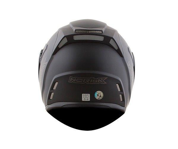 CAPACETE NORISK FF345 ROUTE MONOCOLOR  LANÇAMENTO!!!  - Motosports