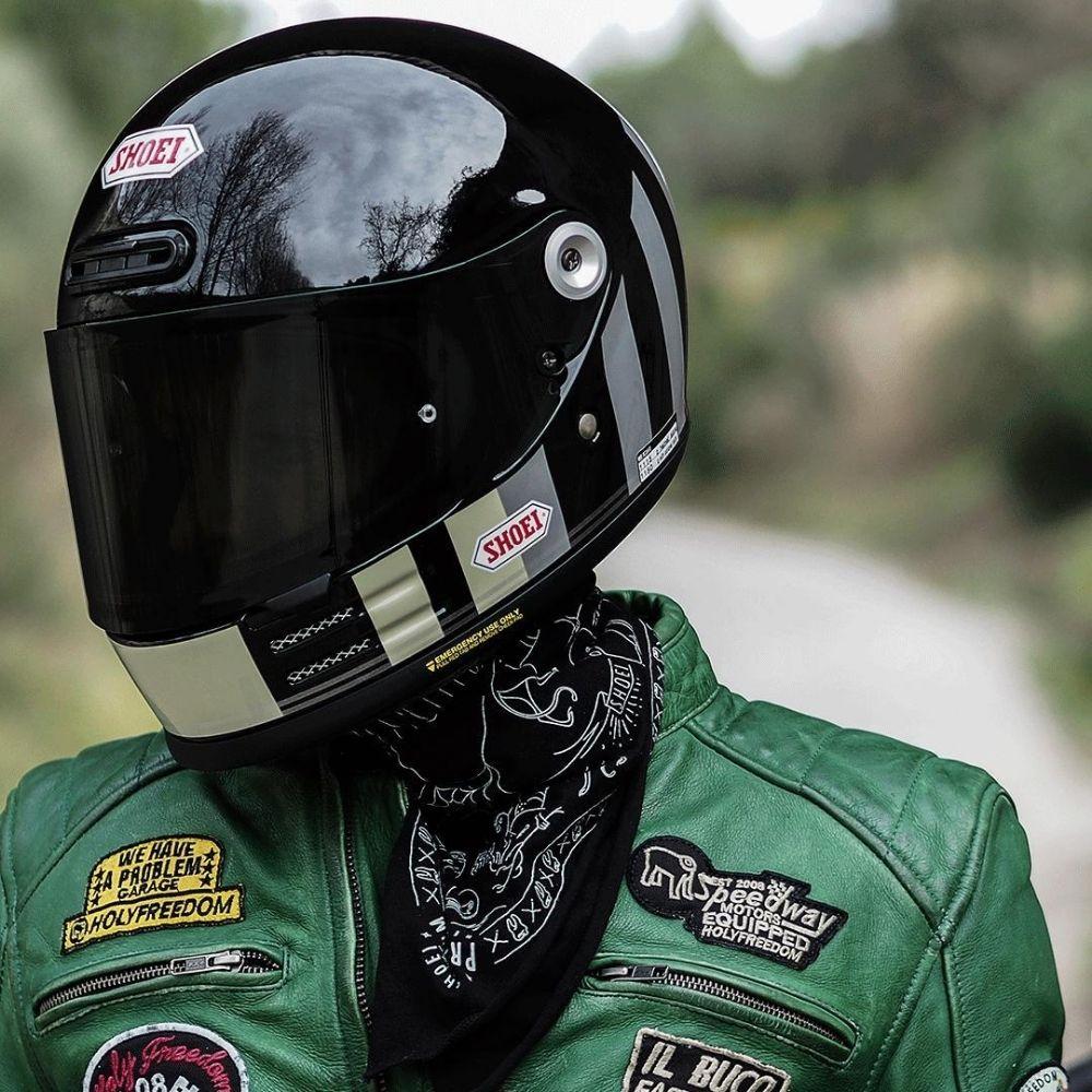 Capacete Shoei Glamster Resurrection TC-5  - Motosports