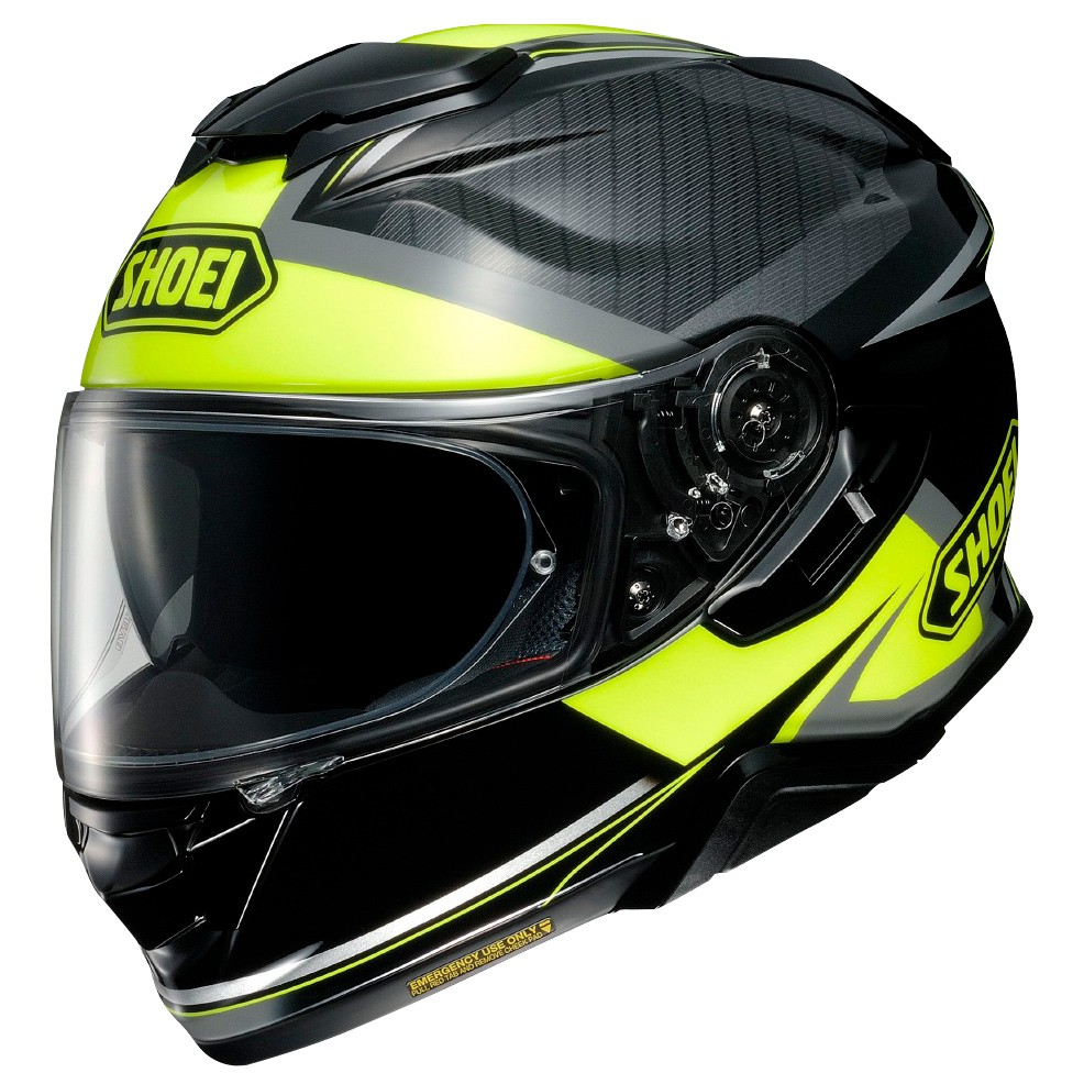 CAPACETE SHOEI GT-AIR 2 Affair TC-3 Amarelo  - Motosports