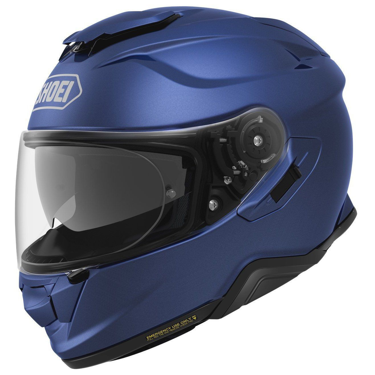 CAPACETE SHOEI GT-AIR 2 AZUL FOSCO  - Motosports
