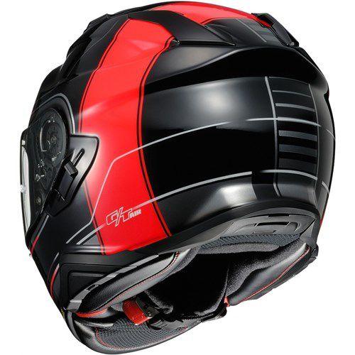 CAPACETE SHOEI GT-AIR 2 Crossbar TC-1 Vermelho  - Motosports