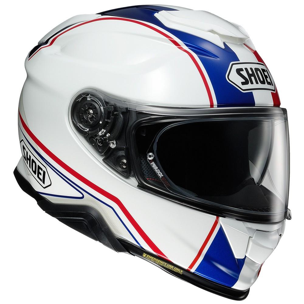Capacete Shoei GT-Air 2 Panorama TC-10  - Motosports