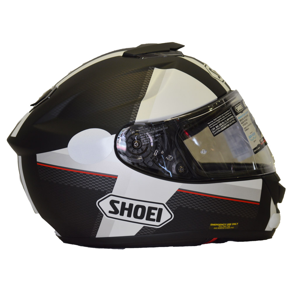 CAPACETE SHOEI GT-AIR EXPOSURE TC-5 (BLACK FRIDAY) - Motosports