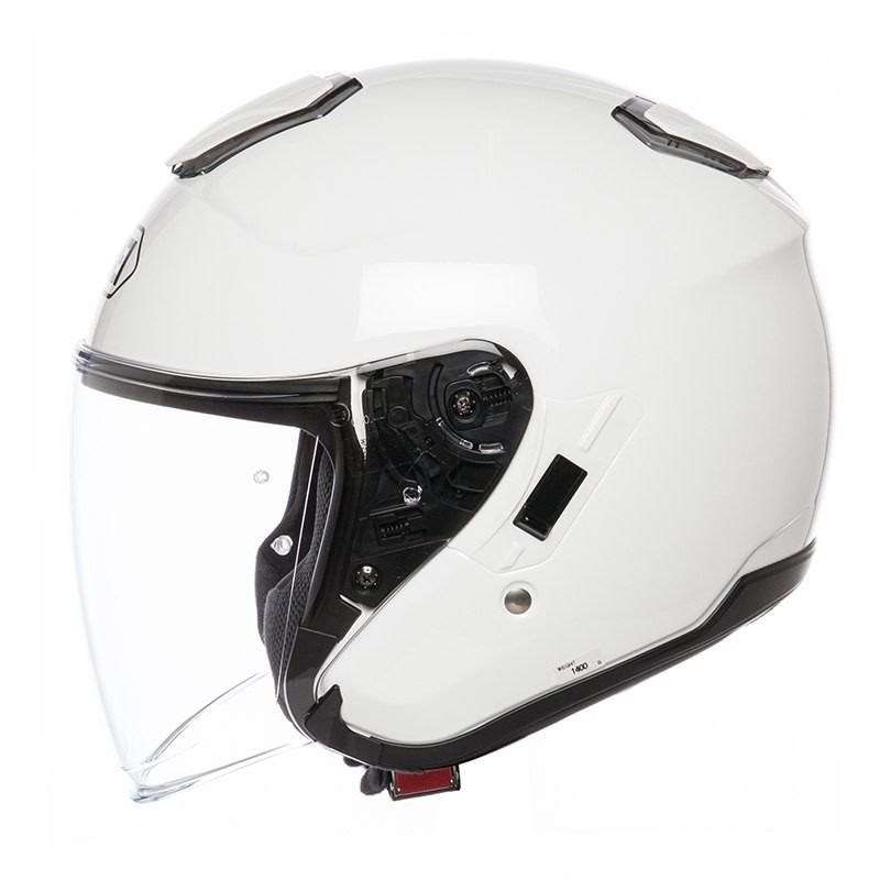 Capacete Shoei J-CRUISE BRANCO  - Motosports