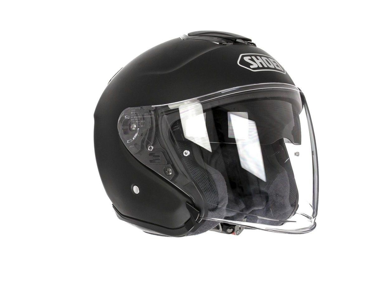 Capacete Shoei J-CRUISE PRETO FOSCO  - Motosports