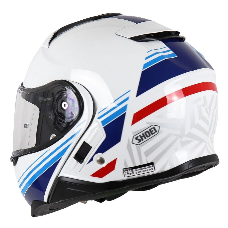 CAPACETE SHOEI NEOTEC 2 - SEPARATOR TC-10 ESCAMOTEÁVEL  - Motosports