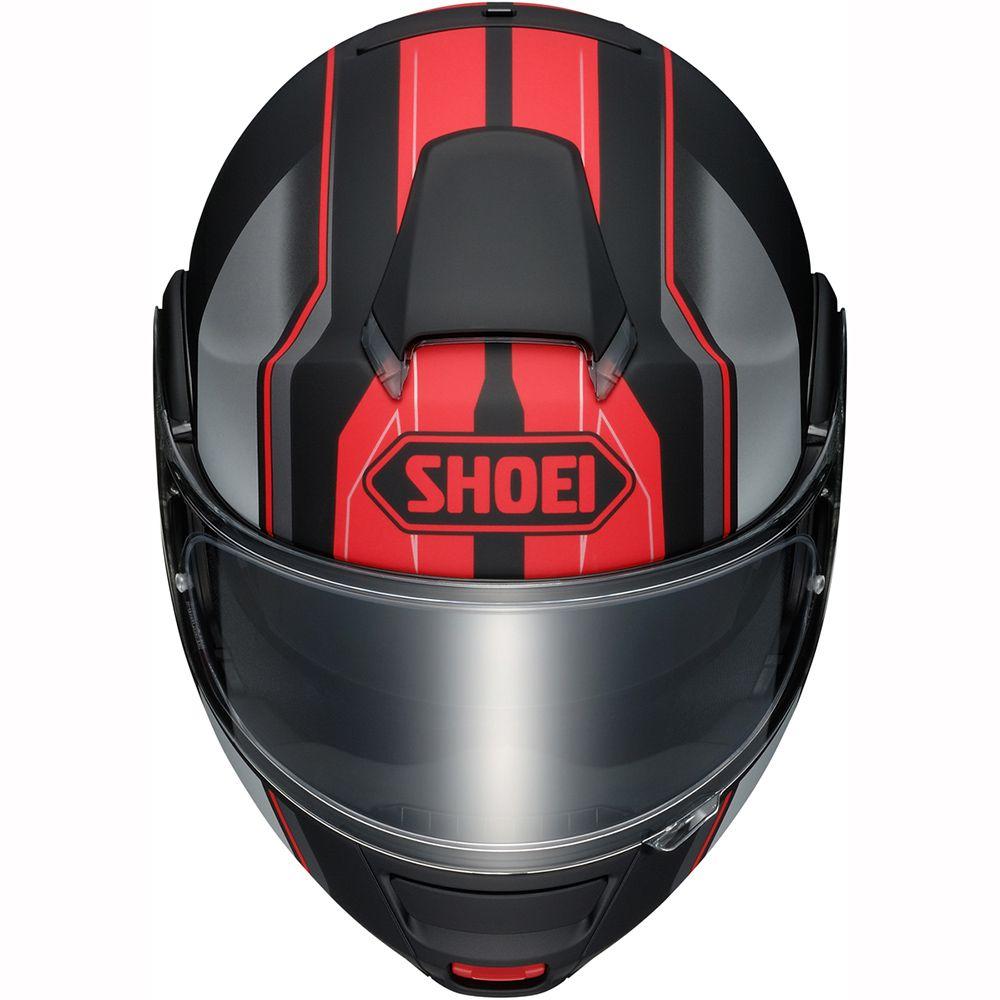 Capacete Shoei Neotec Imminent TC-1 C/ VermelhoEscamoteável MegaOferta!   - Motosports