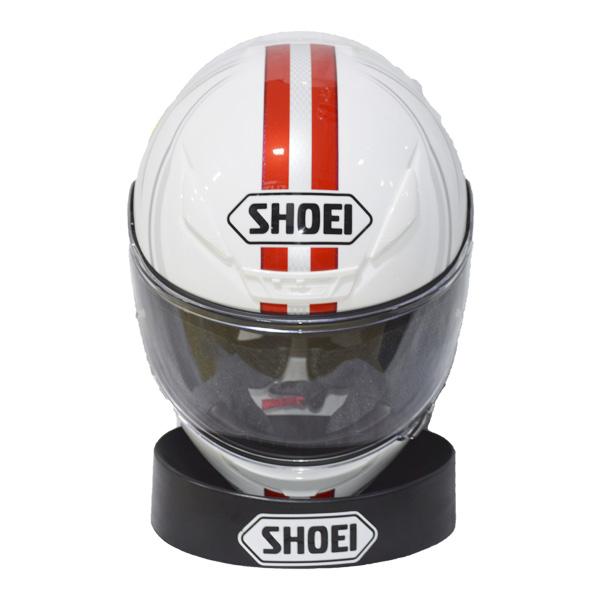 Capacete Shoei Nxr Lunar Tc-1 Branco/vermelho  - Motosports