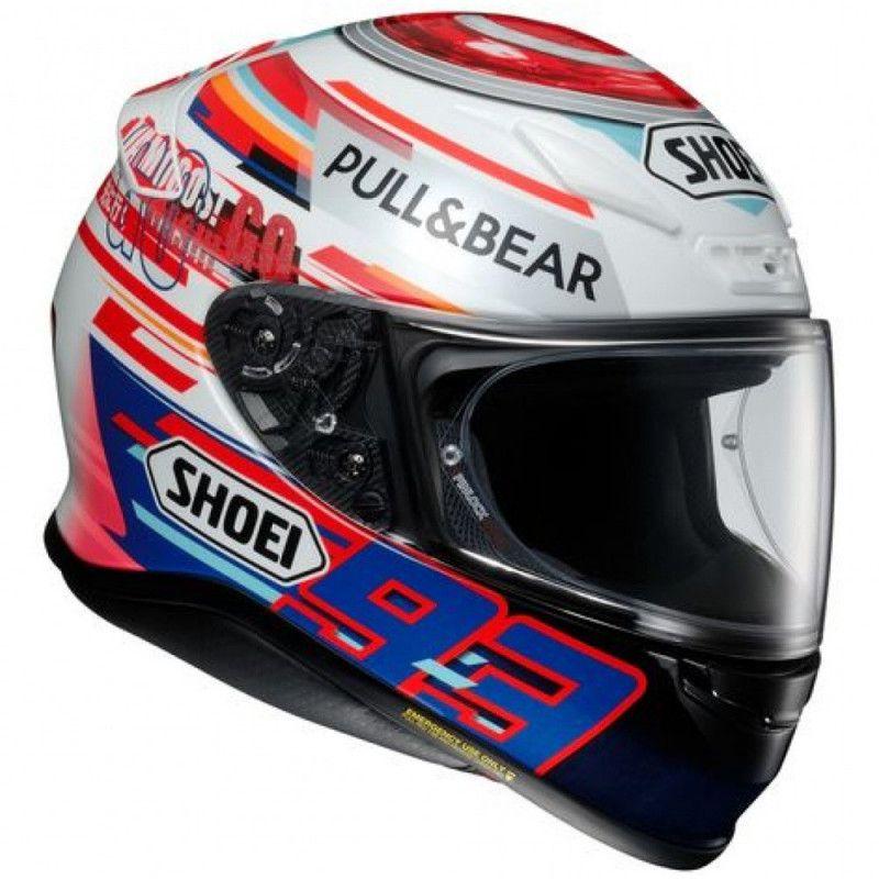CAPACETE SHOEI NXR MARC MARQUEZ POWER UP  - Motosports