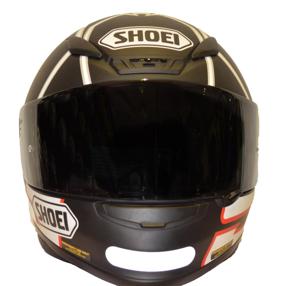 Capacete Shoei NXR Marquez Replica Black Antr Fosco  - Motosports