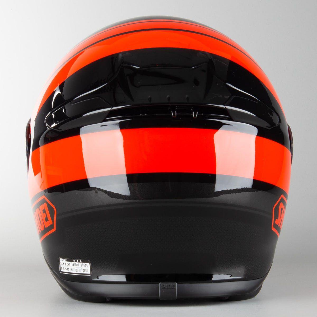 CAPACETE SHOEI NXR PHILOSOPHER TC-1 - NOVO!  - Motosports