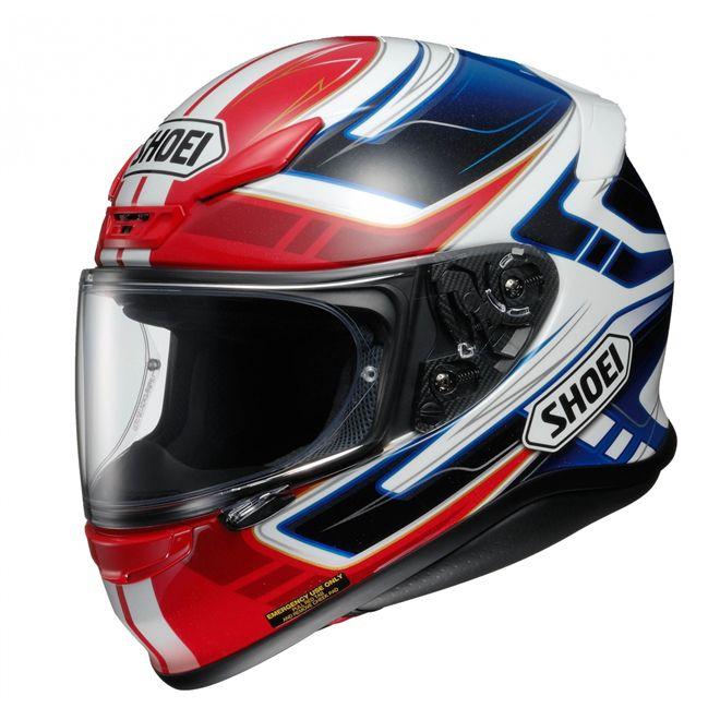 Capacete SHOEI NXR Valkyrie TC-1  - Motosports