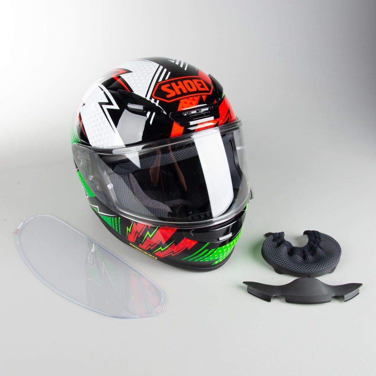 CAPACETE SHOEI NXR VARIABLE TC-4 BRILHANTE - NOVO!  - Motosports