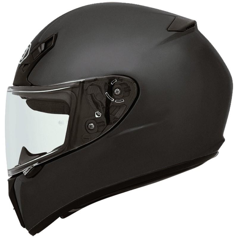 CAPACETE SHOEI RYD MATT BLACK - NOVO  (VEM COM PINLOCK ) (BLACK FRIDAY)  - Motosports