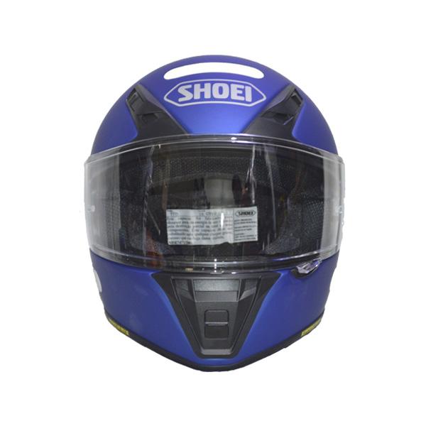 CAPACETE SHOEI RYD MATT BLUE METALLIC - NOVO  (VEM COM PINLOCK ) (BLACK FRIDAY)  - Motosports