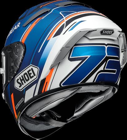Capacete Shoei X-Spirit 3 AM73 Alex Marquez TC-2  - Motosports
