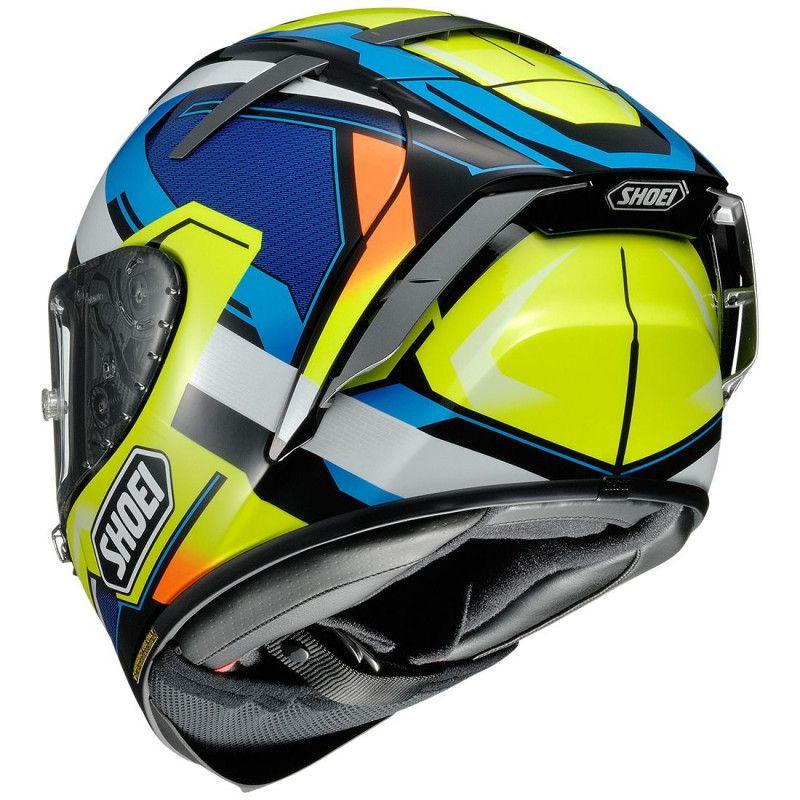 CAPACETE SHOEI  X-SPIRIT III BRINK TC-10 (X-Fourteen / ESPORTIVO)  - Motosports