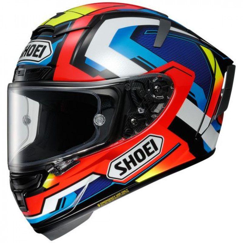 CAPACETE SHOEI   X-SPIRIT III  BRINK TC-1 (X-Fourteen / ESPORTIVO)  - Motosports