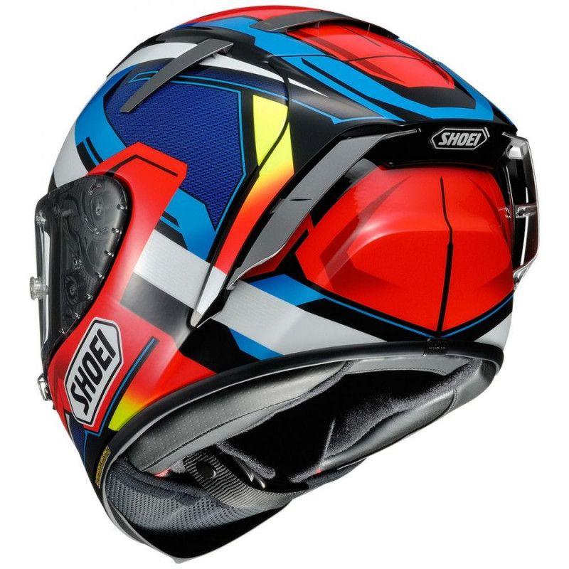 CAPACETE SHOEI  X-SPIRIT 3 BRINK TC-1  - Motosports