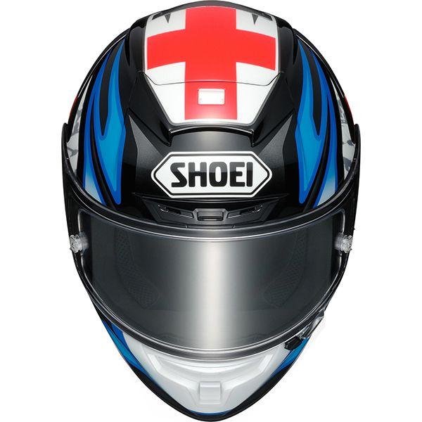 Capacete Shoei X-Spirit III Bradley Oficial (X-Fourteen / ESPORTIVO)  - Motosports
