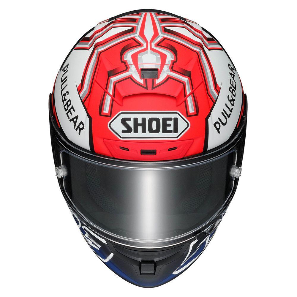 CAPACETE SHOEI  X-SPIRIT III - MARQUEZ 5 TC-1 (X-Fourteen / ESPORTIVO)  - Motosports