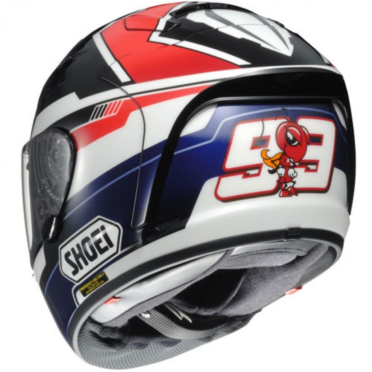 Capacete Shoei X-Spirit II Marquez TC-1  - Motosports