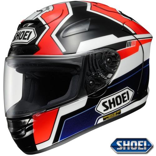 Capacete Shoei X-Spirit II Marquez TC-1 -- X-twelve  - Motosports