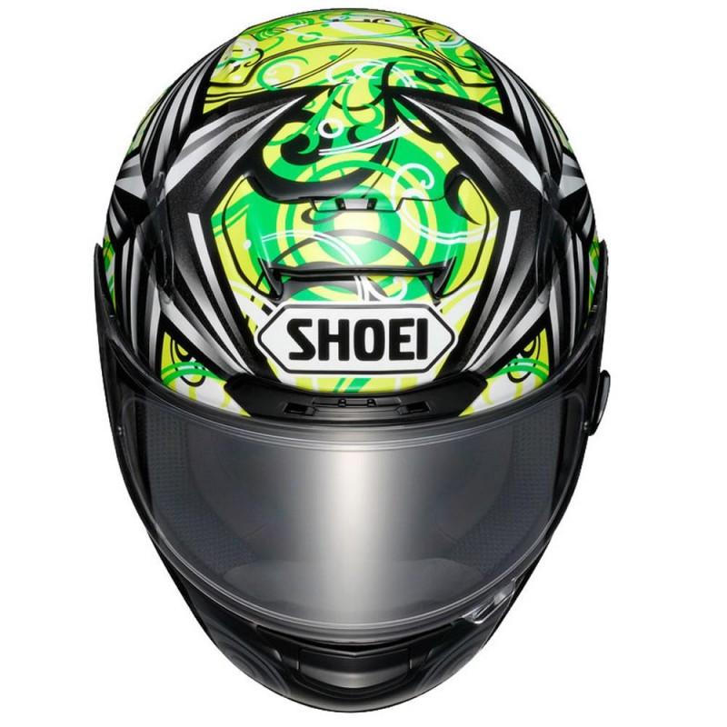 Capacete Shoei X-Spirit II Toni Elias 2 TC-3  - Motosports