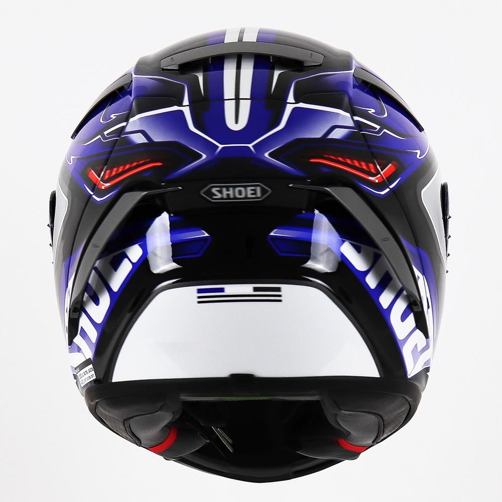 CAPACETE SHOEI  X-SPIRIT III - AERODYNE TC-2 (X-Fourteen / ESPORTIVO)  - Motosports