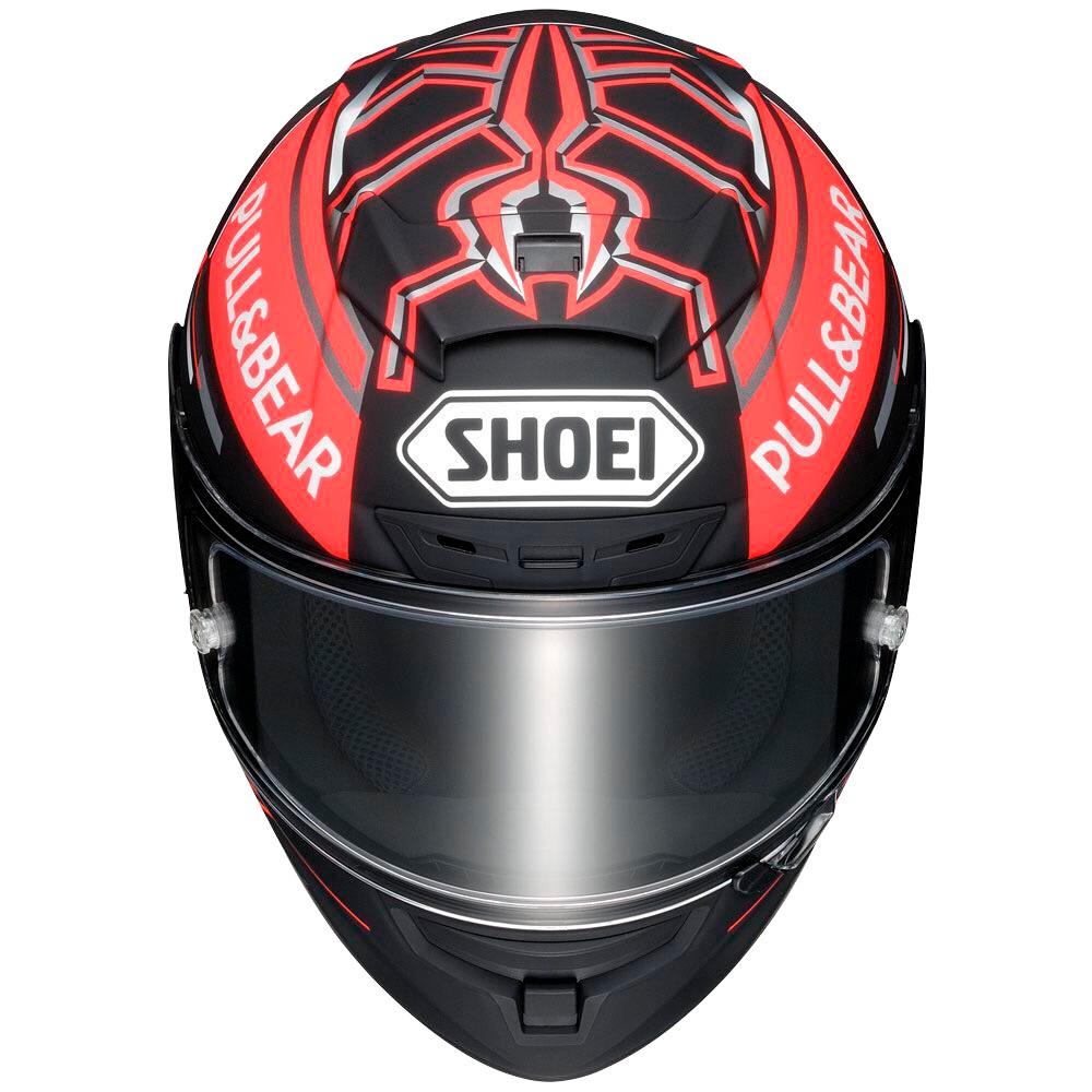 CAPACETE SHOEI  X-SPIRIT III MARQUEZ BLACK CONCEPT (X-Fourteen / ESPORTIVO)  - Motosports