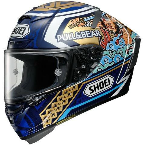 CAPACETE SHOEI  X-SPIRIT III - MARQUEZ MOTEGI 3 (X-Fourteen / ESPORTIVO)  - Motosports