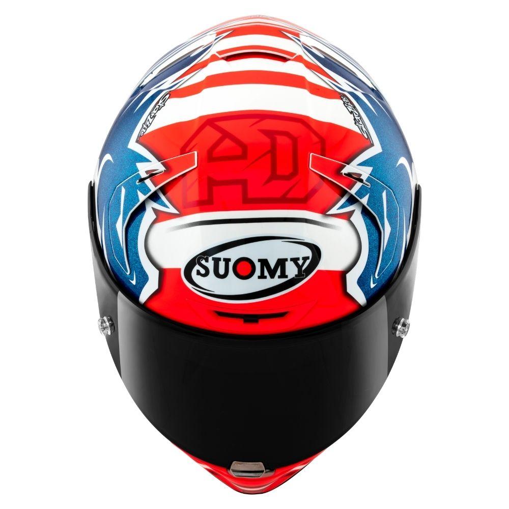 CAPACETE SUOMY SR-GP ANDREA DOVIZIOSO REPLICA  - Motosports