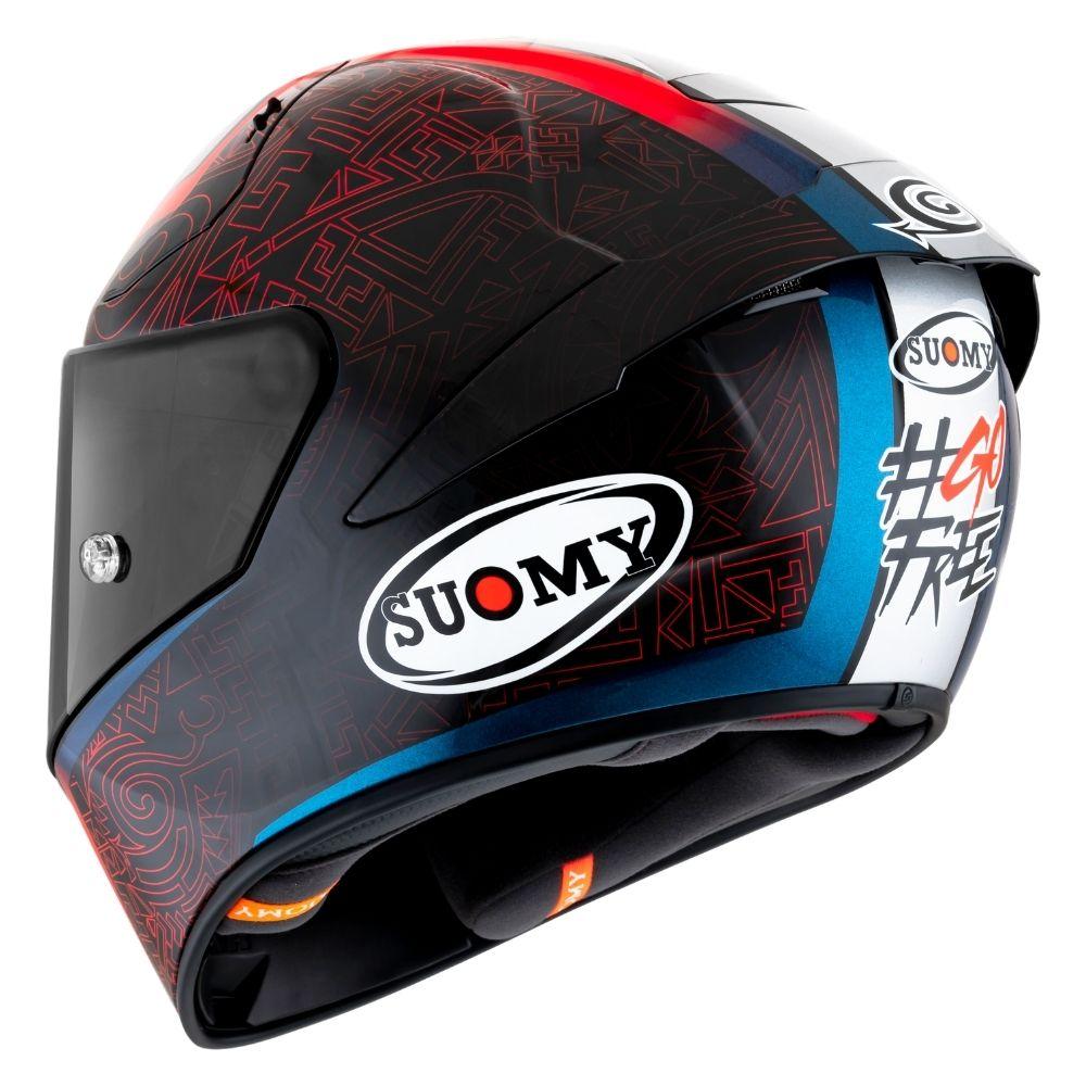 CAPACETE SUOMY SR-GP BAGNAIA REPLICA  - Motosports