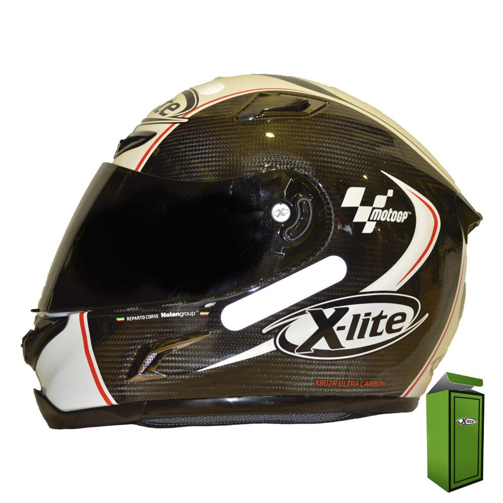 CAPACETE X-LITE X-802RR ULTRA CARBON MOTOGP   - Motosports