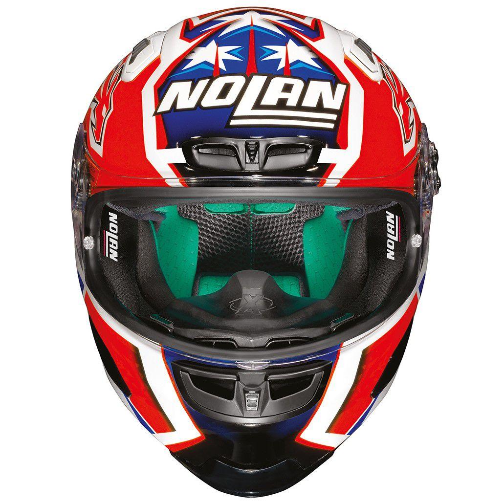 Capacete X-Lite X-803 Casey Stoner Oficial - Ganhe Balaclava X-Lite  - Motosports