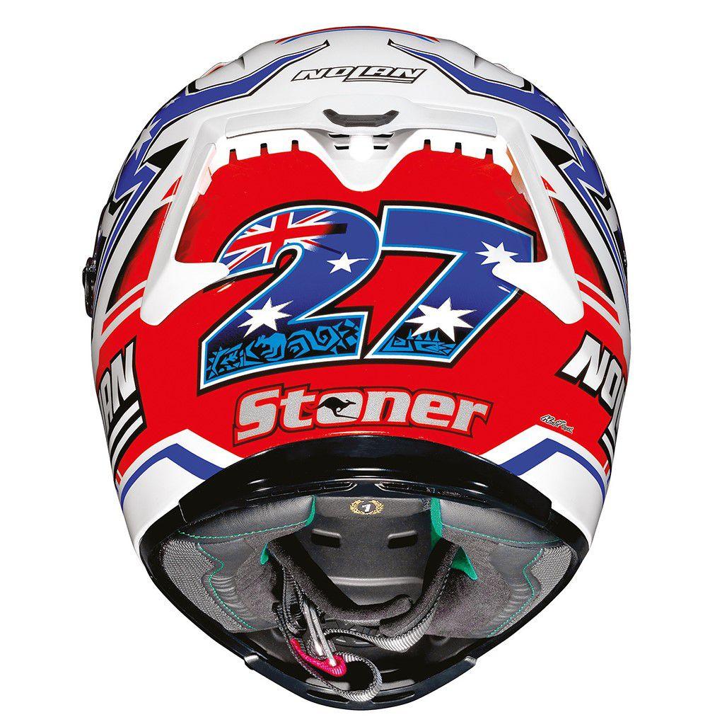 Capacete X-Lite X-803 Casey Stoner Oficial - Ganhe Balaclava X-Lite - MegaOferta!   - Motosports