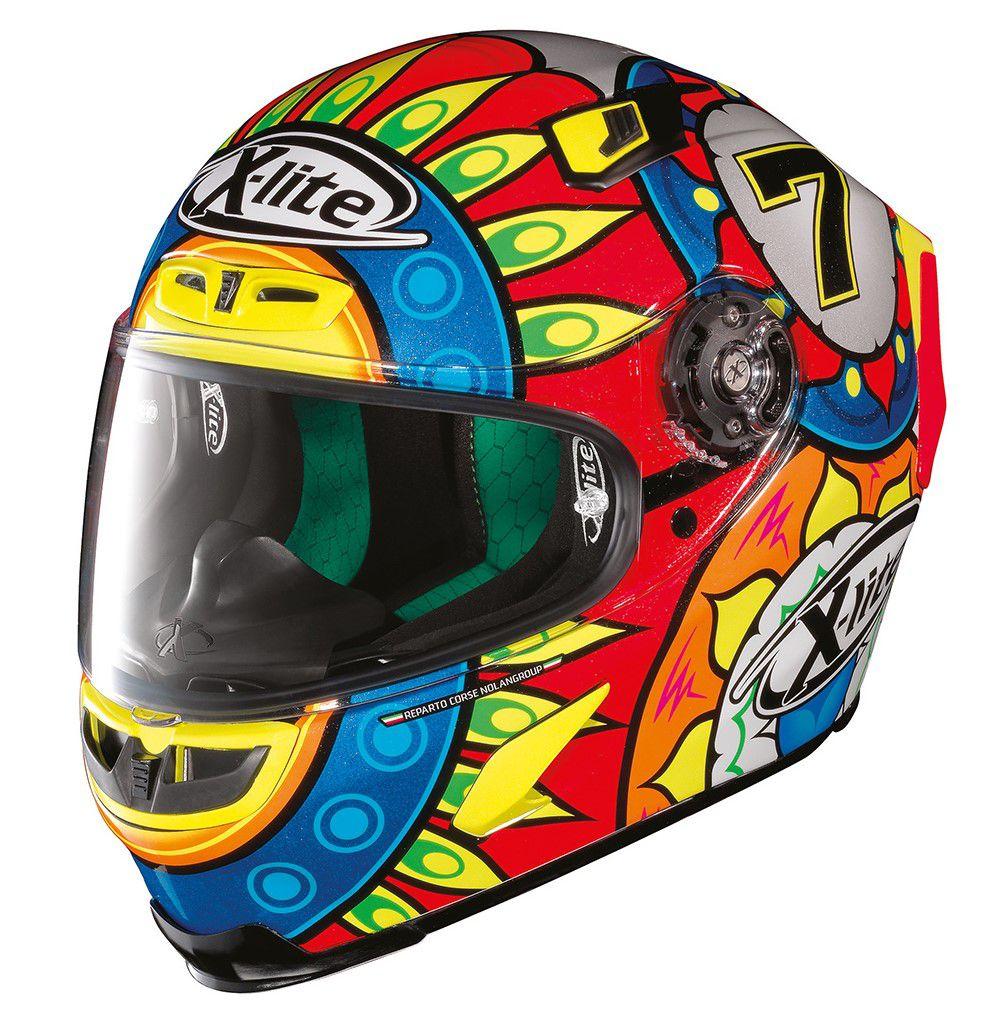 Capacete X-Lite X-803 Chaz Davies Oficial - Ganhe Balaclava X-Lite - MegaOferta!   - Motosports