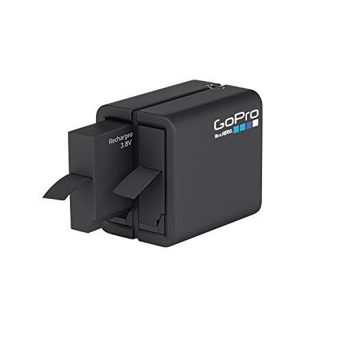 Carregador Duplo de Bateria Hero4 GoPro  - Motosports