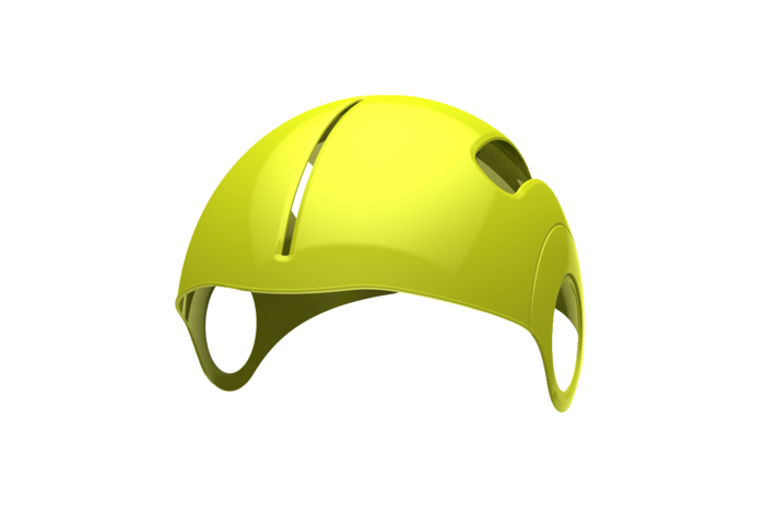 Casco para capacete Nexx SX10 Amarelo neon  - Motosports