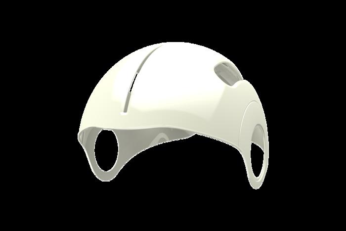 Casco para capacete Nexx SX10 branco  - Motosports