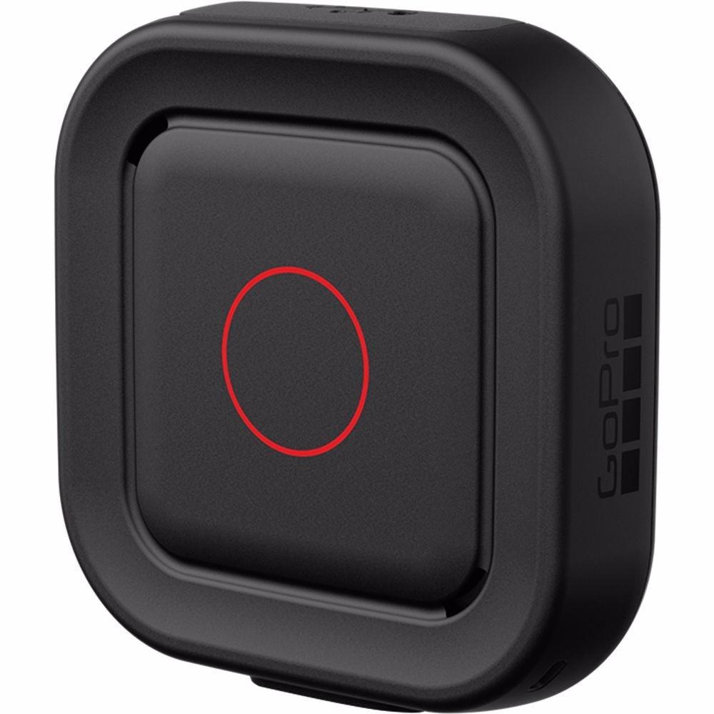 Gopro Remo Controle Remoto Go Pro Por Voz Hero 5 Black  - Motosports